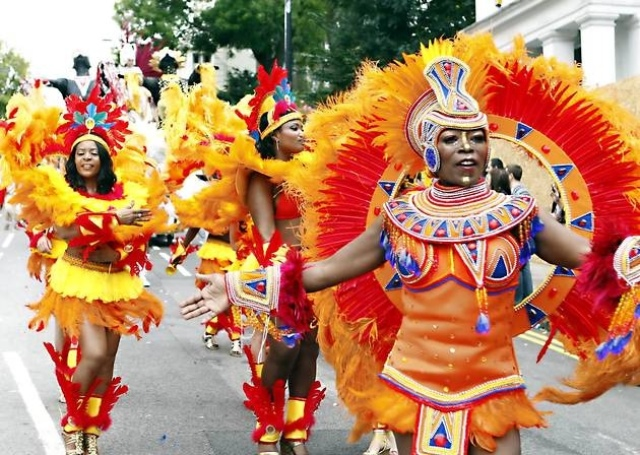 Source: London24, Notting Hill Carnival
